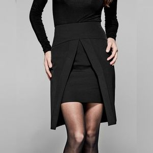 NEW GUESS BY MARCIANO Kera Black Skirts